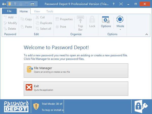 Password Depot(口令设置工具) V9.1.3.0 多国语言版