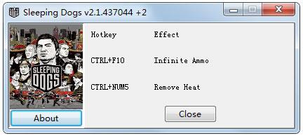 热血无赖两项修改器 V2.1.437044 绿色版