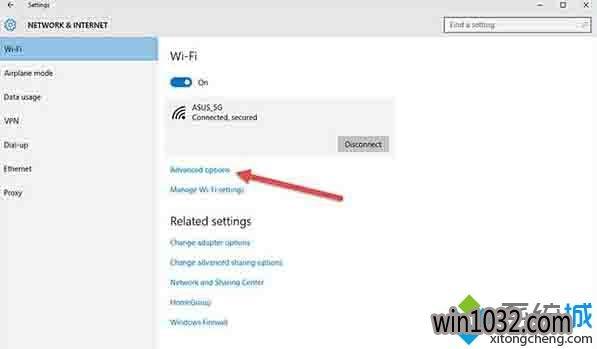 Windows10使用随机无线网卡MAC地址的步骤2